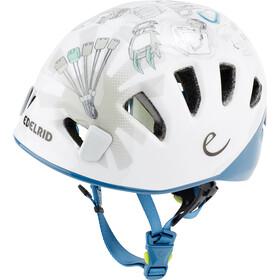 Edelrid Shield II Helm Kinderen, wit